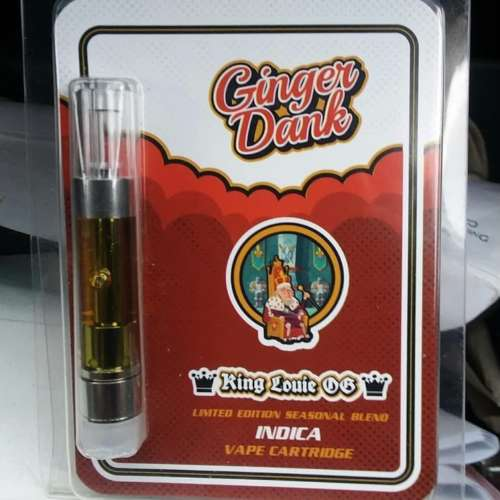 buy ginger dank cartridges