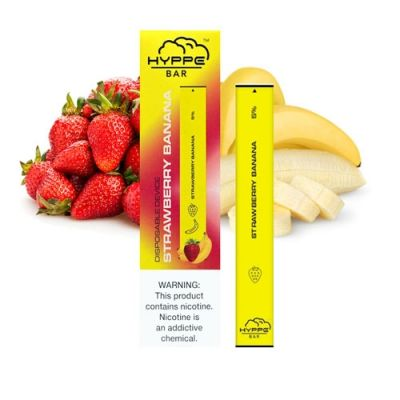 STRAWBERRY BANANA HYPPE BAR